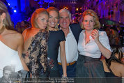 Lifeball Party (VIP) - Rathaus - Sa 31.05.2014 - Alexandra, Victoria, Maria-Clara SWAROVSKI, Michael HEINRITZI50
