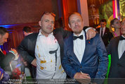 Lifeball Party (VIP) - Rathaus - Sa 31.05.2014 - Billy ZANE, Gery KESZLER69