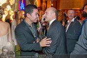Lifeball Party (VIP) - Rathaus - Sa 31.05.2014 - Ali RAHIMI, Martin HO (??)70