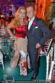 Lifeball Party (VIP) - Rathaus - Sa 31.05.2014 - Karl JAVUREK mit Ehefrau Irmgard Irmi (FORSTINGER)74
