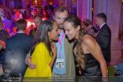 Lifeball Party (VIP) - Rathaus - Sa 31.05.2014 - Sonja KIRCHBERGER, Alice TUMLER, Thomas STIPSITS77