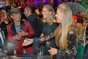 Lifeball Party (VIP) - Rathaus - Sa 31.05.2014 - Alexandra SWAROVSKI mit Tochter Victoria8
