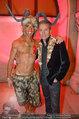 Lifeball Party (VIP) - Rathaus - Sa 31.05.2014 - Alfons HAIDER mit einem Lifeball-Gast80