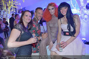 Lifeball Gäste (innen) - Rathaus - Sa 31.05.2014 - Lifeball 2014 - Party107