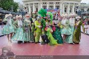Lifeball Gäste (außen) - Rathaus - Sa 31.05.2014 - Lifeball 2014 - G�ste am Red Carpet18