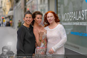Yasmin Heinz Meet & Greet - HeadQuarters Wien - Mo 02.06.2014 - May Britt Alroe FISCHER, Yasmin HEINZ, Cathy ZIMMERMANN50