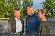 Buchpräsentation ´L.A. Stories´ - BMW Wien - Di 03.06.2014 - Peter RAPP, Klaus WILDBOLZ mit Freundin Nadine VON V�HREN16