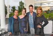 Buchpräsentation ´L.A. Stories´ - BMW Wien - Di 03.06.2014 - Sabine GRANDL, Roxanne RAPP, Daniel SERAFIN, Ena KADIC22