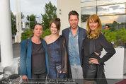 Buchpräsentation ´L.A. Stories´ - BMW Wien - Di 03.06.2014 - Sabine GRANDL, Roxanne RAPP, Daniel SERAFIN, Ena KADIC23