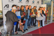 Buchpräsentation ´L.A. Stories´ - BMW Wien - Di 03.06.2014 - Gruppenfoto39