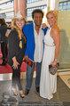 Buchpräsentation ´L.A. Stories´ - BMW Wien - Di 03.06.2014 - Roberto BLANCO mit Ehefrau Luzandra, Claudia EFFENBERG40