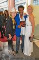 Buchpräsentation ´L.A. Stories´ - BMW Wien - Di 03.06.2014 - Roberto BLANCO mit Ehefrau Luzandra, Claudia EFFENBERG41