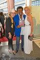 Buchpräsentation ´L.A. Stories´ - BMW Wien - Di 03.06.2014 - Roberto BLANCO mit Ehefrau Luzandra, Claudia EFFENBERG42