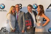 Buchpräsentation ´L.A. Stories´ - BMW Wien - Di 03.06.2014 - Jose STEMKENS, Titus WELLIVER, Manfred und Nelly BAUMANN45