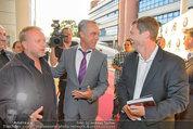 Buchpräsentation ´L.A. Stories´ - BMW Wien - Di 03.06.2014 - Manfred BAUMANN, Titus WELLIVER, Reinhard NOWAK56