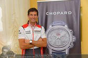Mark Webber - Chopard - Do 05.06.2014 - Mark WEBBER1