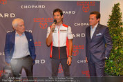 Mark Webber - Chopard - Do 05.06.2014 - Mark WEBBER, Thomas KOBLM�LLER, Helmut ZWICKL100