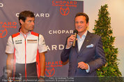 Mark Webber - Chopard - Do 05.06.2014 - Mark WEBBER, Thomas KOBLM�LLER103