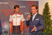 Mark Webber - Chopard - Do 05.06.2014 - Mark WEBBER, Thomas KOBLM�LLER104