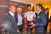 Mark Webber - Chopard - Do 05.06.2014 - Mark WEBBER, Thomas KOBLM�LLER106