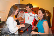 Mark Webber - Chopard - Do 05.06.2014 - Mark WEBBER107