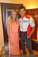 Mark Webber - Chopard - Do 05.06.2014 - Mark WEBBER, Patricia KAISER110