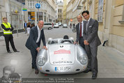 Mark Webber - Chopard - Do 05.06.2014 - 12