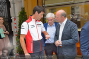 Mark Webber - Chopard - Do 05.06.2014 - Mark WEBBER45