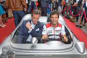 Mark Webber - Chopard - Do 05.06.2014 - Mark WEBBER, Thomas KOBLM�LLER48