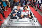 Mark Webber - Chopard - Do 05.06.2014 - Mark WEBBER, Thomas KOBLM�LLER49