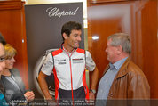 Mark Webber - Chopard - Do 05.06.2014 - Mark WEBBER95