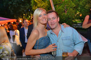 Thirty Dancing - Volksgarten - Do 05.06.2014 - 18