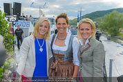 Sonnwendfahrt - Wachau - Sa 21.06.2014 - Michaela KIRCHGASSER, Michaela DORFMEISTER,Alexandra MEISSNITZER1