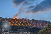 Sonnwendfahrt - Wachau - Sa 21.06.2014 - Feuerwerk �ber der Donau, Wachau, Schiffe, Fakeln153