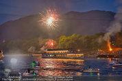 Sonnwendfahrt - Wachau - Sa 21.06.2014 - Feuerwerk �ber der Donau, Wachau, Schiffe, Fakeln157