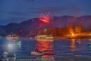 Sonnwendfahrt - Wachau - Sa 21.06.2014 - Feuerwerk �ber der Donau, Wachau, Schiffe, Fakeln159