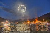 Sonnwendfahrt - Wachau - Sa 21.06.2014 - Feuerwerk �ber der Donau, Wachau, Schiffe, Fakeln167