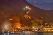 Sonnwendfahrt - Wachau - Sa 21.06.2014 - Feuerwerk �ber der Donau, Wachau, Schiffe, Fakeln175