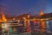 Sonnwendfahrt - Wachau - Sa 21.06.2014 - Feuerwerk �ber der Donau, Wachau, Schiffe, Fakeln176