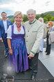 Sonnwendfahrt - Wachau - Sa 21.06.2014 - Erwin PR�LL mit Ehefrau Elisabeth (Sissi)19