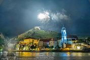 Sonnwendfahrt - Wachau - Sa 21.06.2014 - Feuerwerk �ber der Donau, Wachau, Schiffe, Fakeln �ber D�rnst190