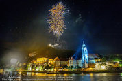 Sonnwendfahrt - Wachau - Sa 21.06.2014 - Feuerwerk �ber der Donau, Wachau, Schiffe, Fakeln �ber D�rnst193
