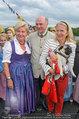 Sonnwendfahrt - Wachau - Sa 21.06.2014 - Erwin PR�LL mit Ehefrau Elisabeth, Christiane H�RBIGER41