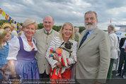 Sonnwendfahrt - Wachau - Sa 21.06.2014 - Erwin u. Sissi PR�LL, Christiane H�RBIGER, Gerhard T�TSCHINGE43