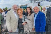 Sonnwendfahrt - Wachau - Sa 21.06.2014 - Karl MERKATZ mit Ehefrau Martha, Christoph F�LBL mit Vanessa71