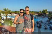 XJam Woche 1 Anreise - XJam Resort Belek - So 22.06.2014 - 21