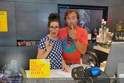 Late Night Shopping - Mondrean - Mo 23.06.2014 - Marsha CARELL, Uwe KR�GER101