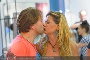 Late Night Shopping - Mondrean - Mo 23.06.2014 - Uwe KR�GER, Andrea BOCAN149