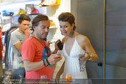 Late Night Shopping - Mondrean - Mo 23.06.2014 - Uwe KR�GER, Patricia HODELL79