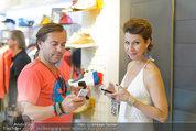 Late Night Shopping - Mondrean - Mo 23.06.2014 - Uwe KR�GER, Patricia HODELL80